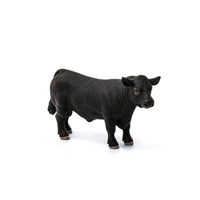 Schleich: Farm World - Black Angus Bull