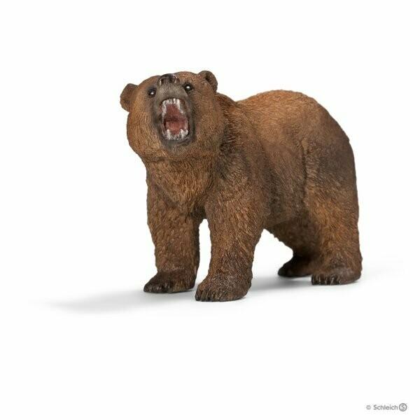 Schleich: Wild Life - Grizzly Bear
