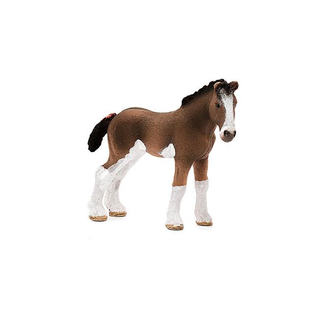 Schleich: Farm World - Clydesdale Foal