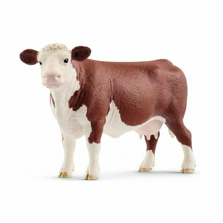 Shleich: Farm World - Hereford Cow