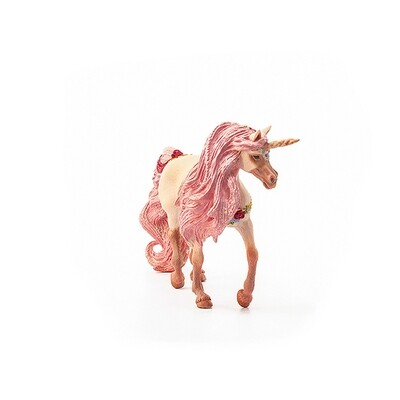 Schleich: Bayala - Decorated Unicorn Mare
