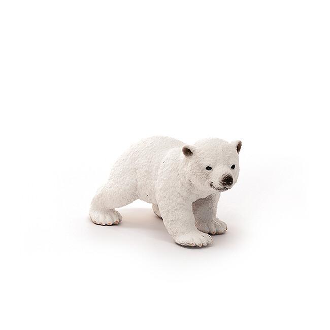 Schleich: Wild Life - Polar Bear Cub- Walking