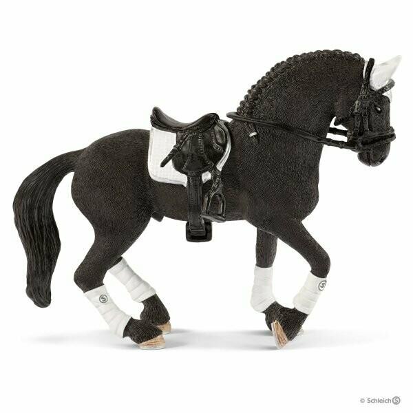 Schleich: Horse Club - Frisian Stallion