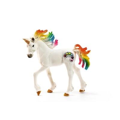 Schleich: Bayala - Rainbow Unicorn Foal