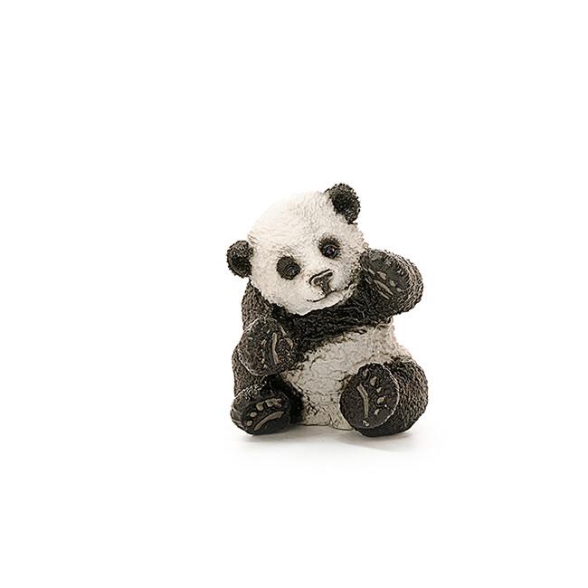 Schleich: Wild Life - Panda Cub- Playing