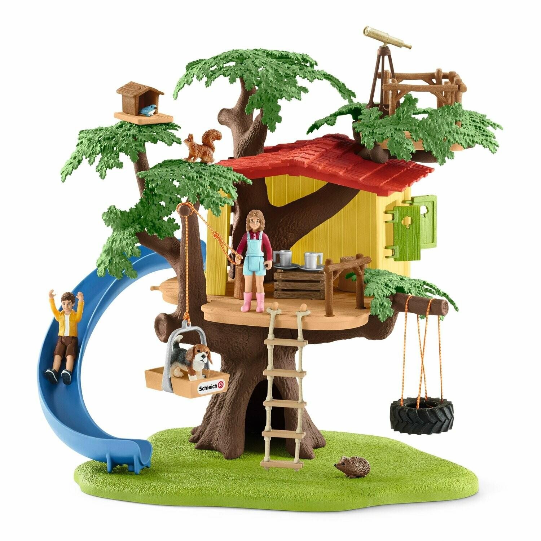 Schleich: Farm World - Adventure Tree House