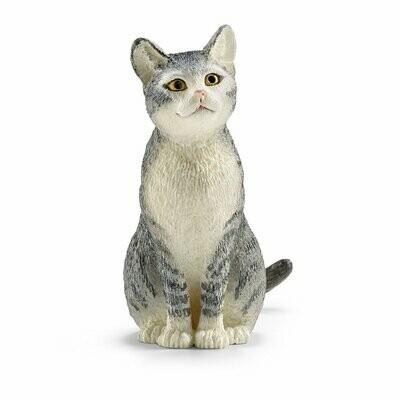 Schleich: Farm World - Cat, Sitting