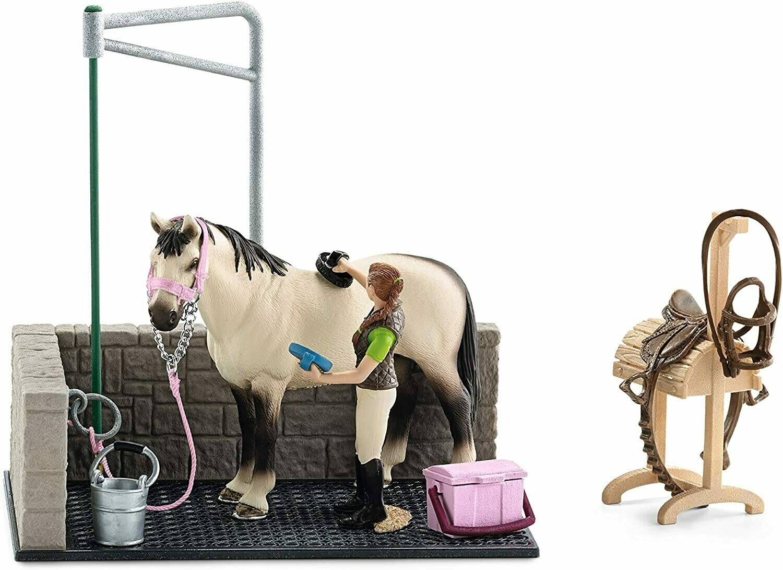 Schleich: Horse Club - Horse Wash Area