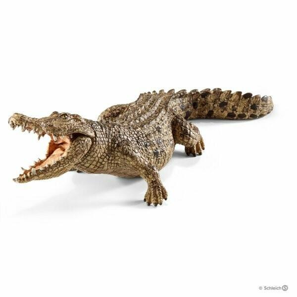 Schleich: Wild Life - Crocodile