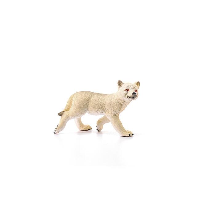 Schleich: Wild Life - Arctic Wolf Cub