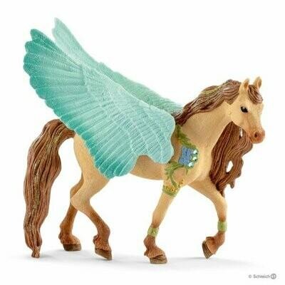 Schleich: Bayala - Decorated Pegasus Stallion