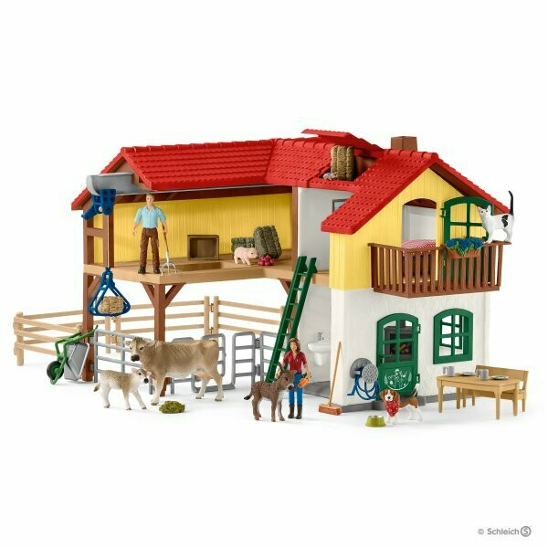 Schleich: Farm World - Large Farm House