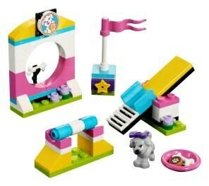 Lego; Puppy Playground V39