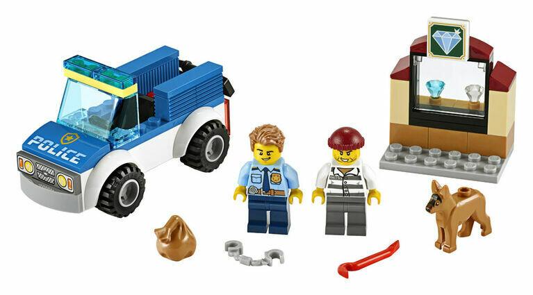 Lego; Police Dog Unit V39
