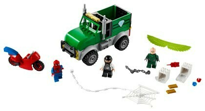 Lego; Vulture's Trucker Robbery V39