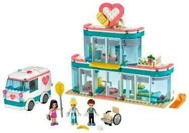 Lego; Heartlake City Hospital V39