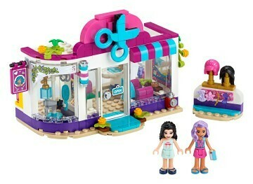 Lego; Heartlake City Hair Salon V39