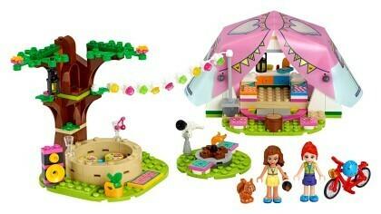 Lego; Nature Glamping V39