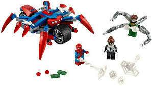 Lego; Spider-Man vs. Doc Ock V39
