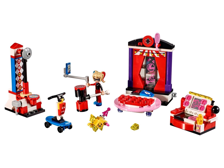 Lego; Harley Quinn Dorm