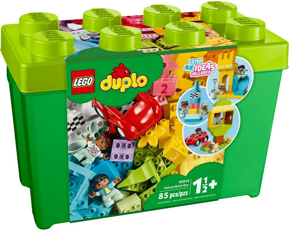 Lego; Deluxe Brick Box V39