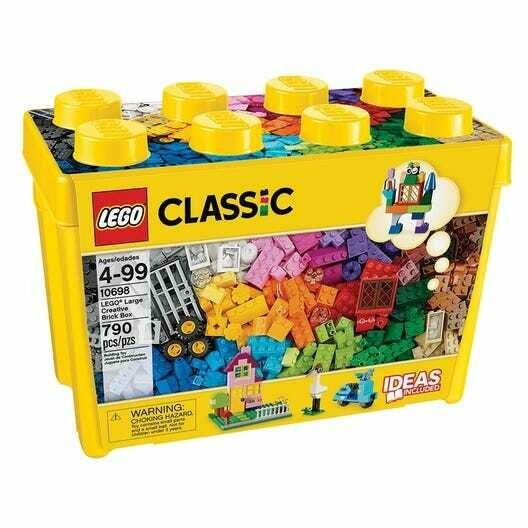 Lego; Large Creative Brick Box V39