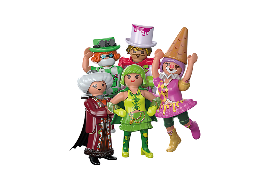 Playmobil; Surprise Box - Candy World