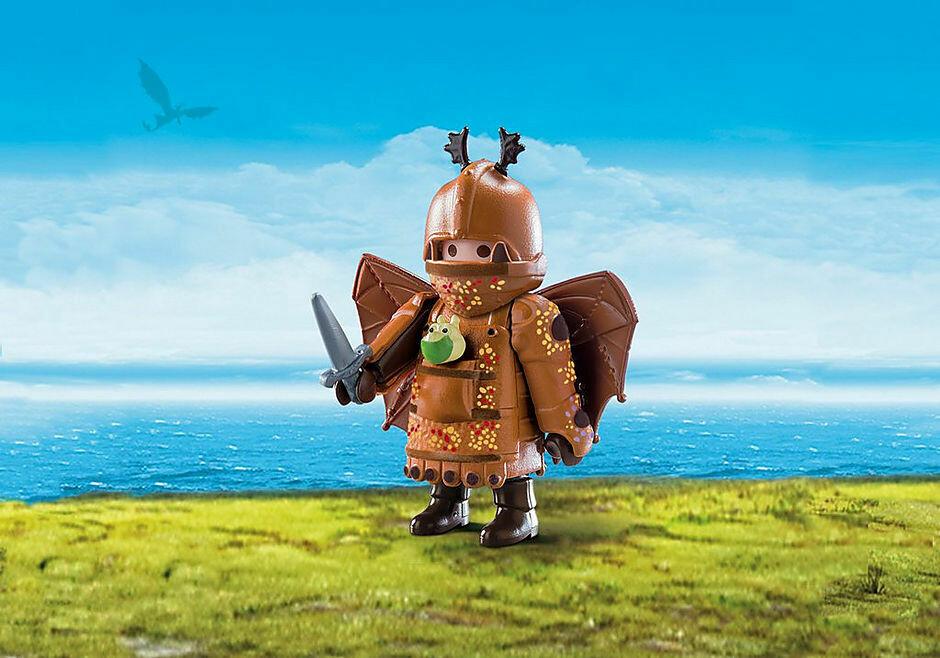 Playmobil; Fishlegs With Flight Suit