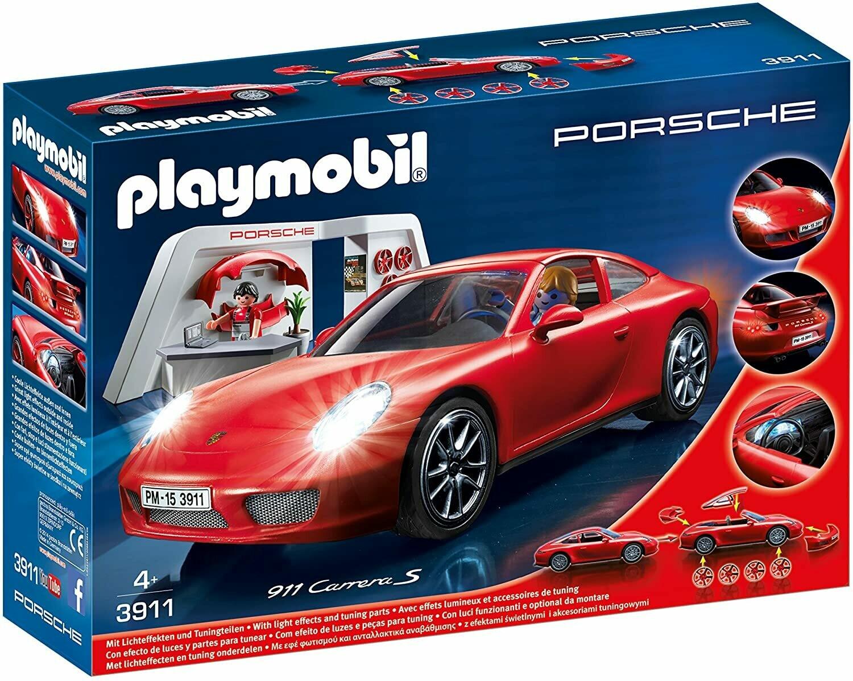 Playmobil; Porsche