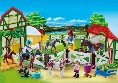 Playmobil; Advent Calendar - Horse Farm