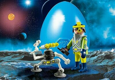 Playmobil: Space Agent With Robot