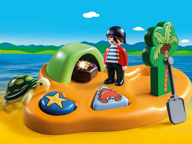 Playmobil; Pirate Island (Discontinued)