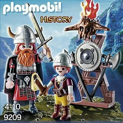 Playmobil: Vikings With Shield (Discontinued)