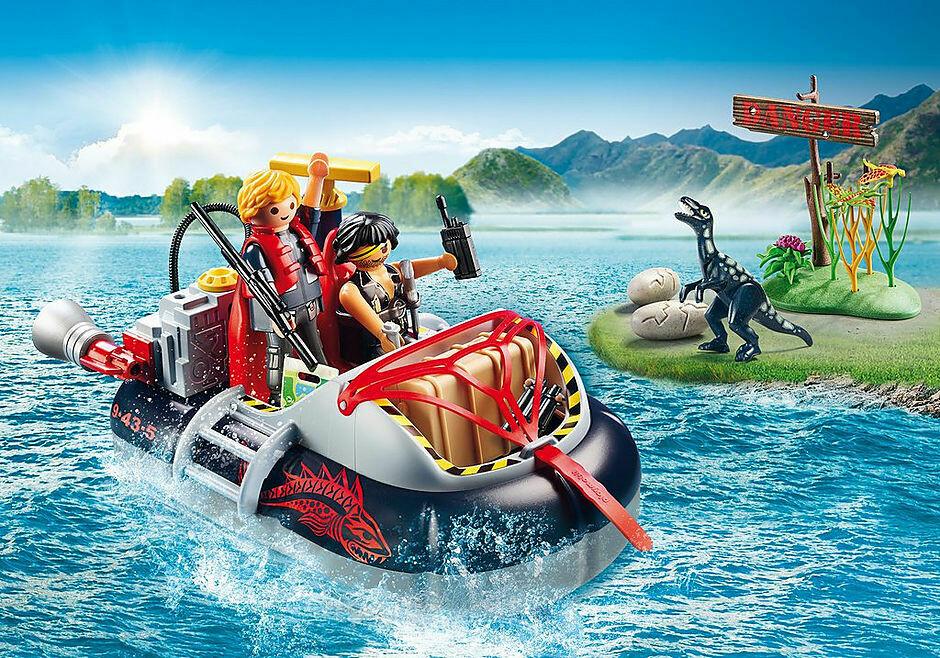 Playmobil: Promo Hovercraft