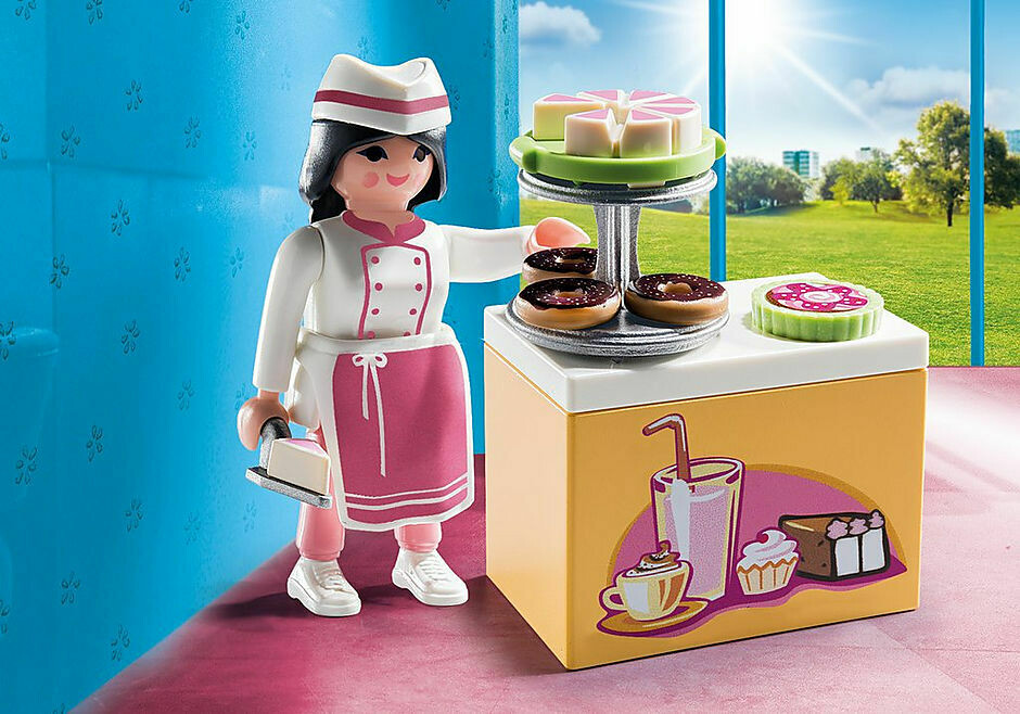 Playmobil: Pastry Chef