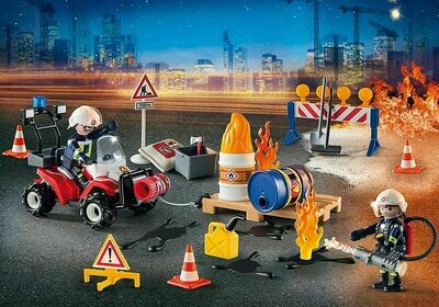 Playmobil; Advent Calendar - Construction Site