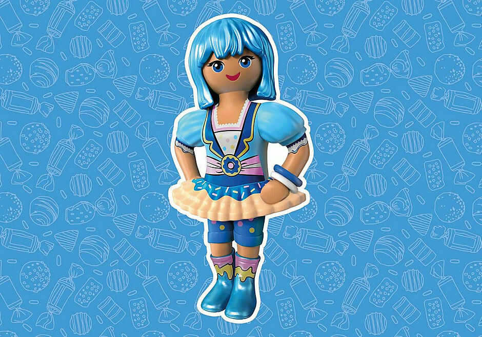 Playmobil; Clare - Candy World