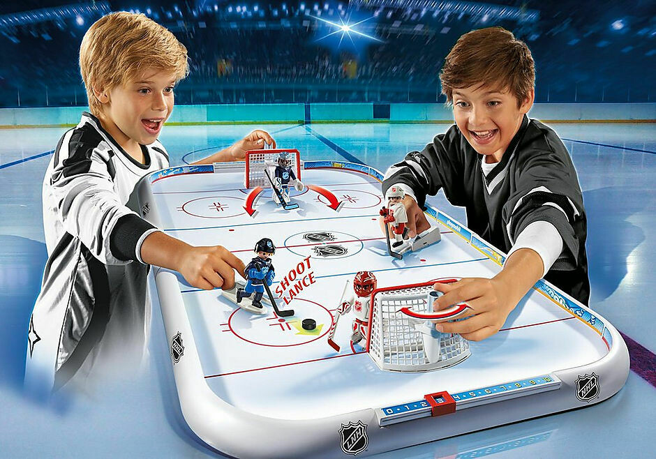Playmobil; Nhl Hockey Arena