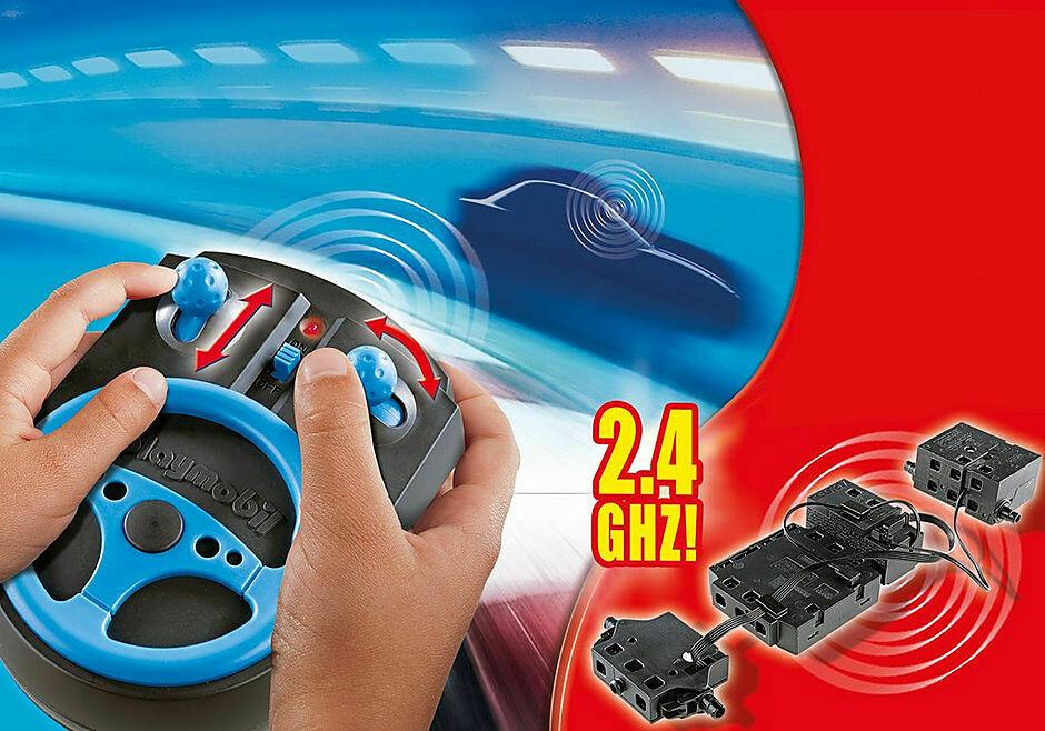 Playmobil; Remote Control Set 2.4GHz