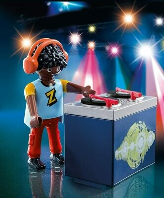 Playmobil: Dj (Discontinued)
