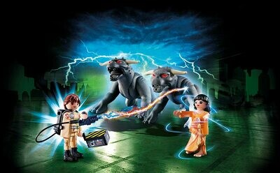 Playmobil: Venkman And Terror Dogs