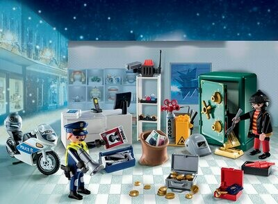 Playmobil: Jewel Thief Police (Discontinued)