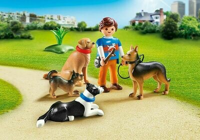Playmobil: Dog Trainer
