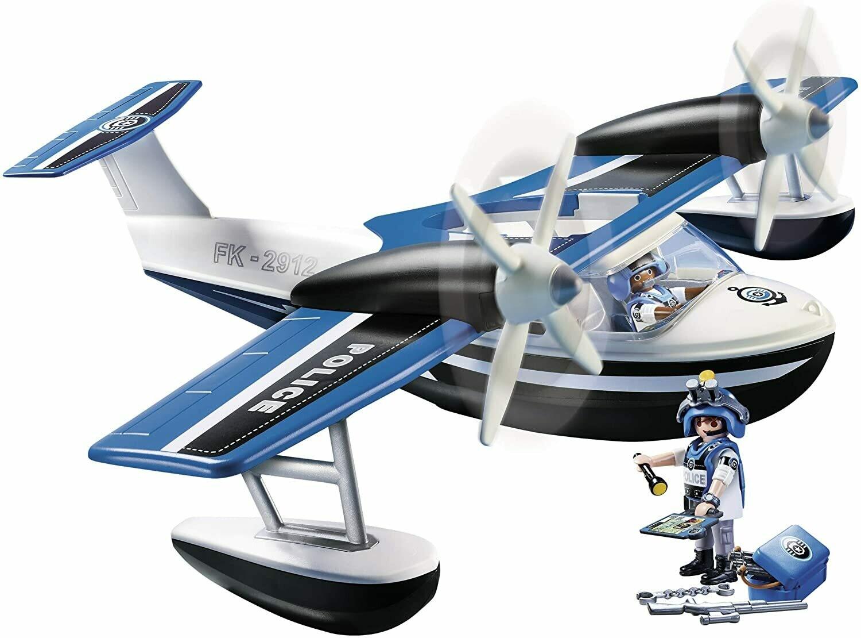 Playmobil; Police Seaplane