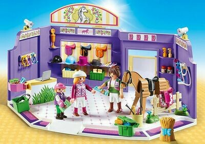 Playmobil: Horse Tack Shop