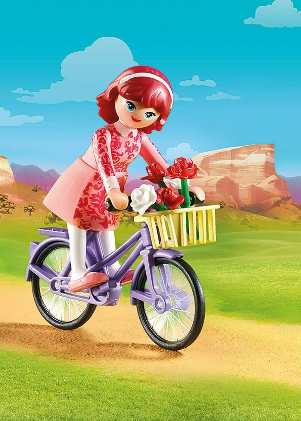 Playmobil; Cycling Maricela