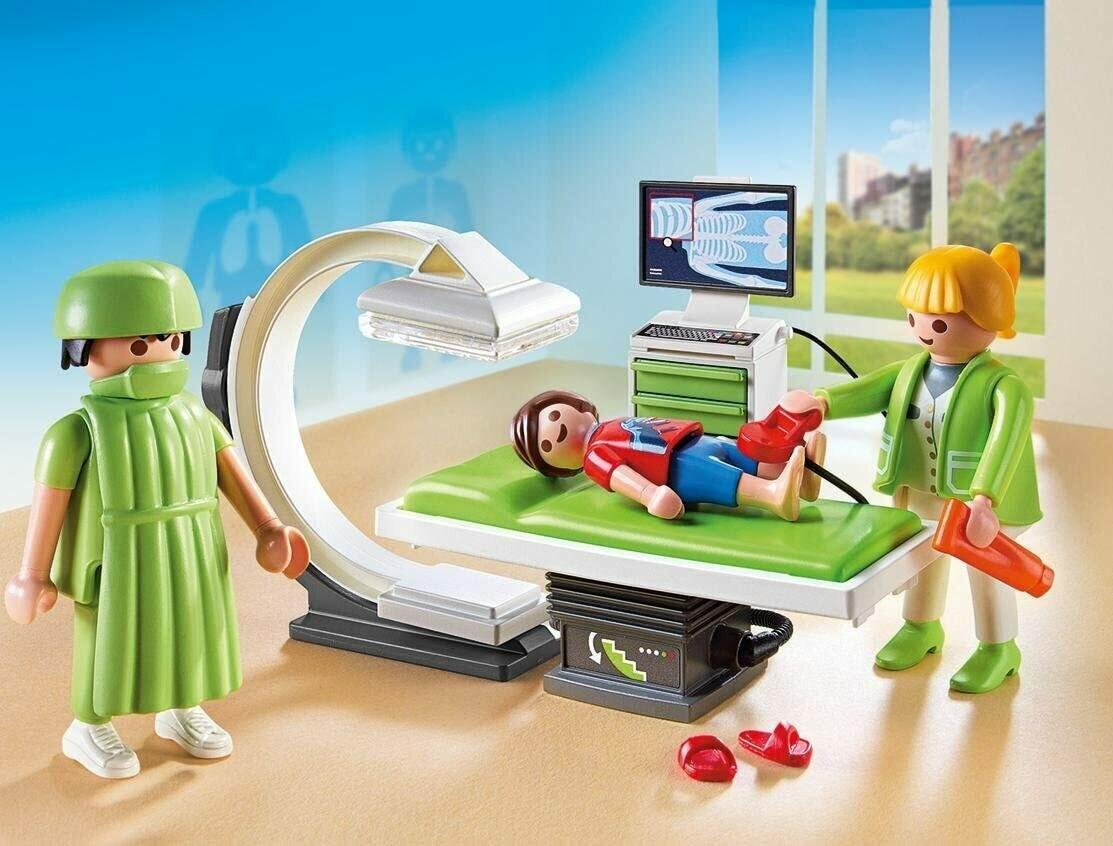 Playmobil; X-Ray Room