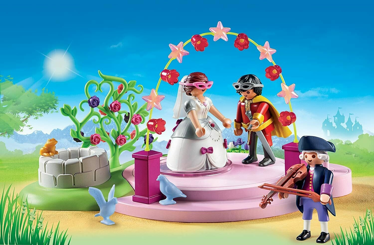 Playmobil; Masked Ball (Discontinued)