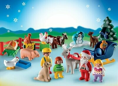 Playmobil: 123 Advent Calendar