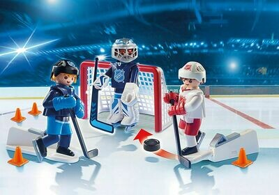 Playmobil: Nhl Shootout Carry Case